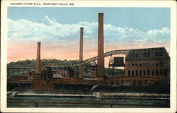 Oxford Paper Mill