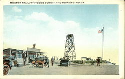 "Mohawk Trail, ""Whitcomb Summit"", The Tourists' Mecca"