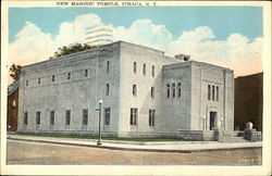 New Masonic Temple