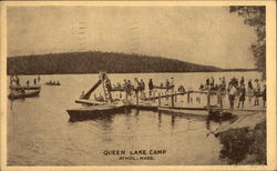 Queen Lake Camp