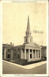 Stonewall Jackson's Presbyterian Church