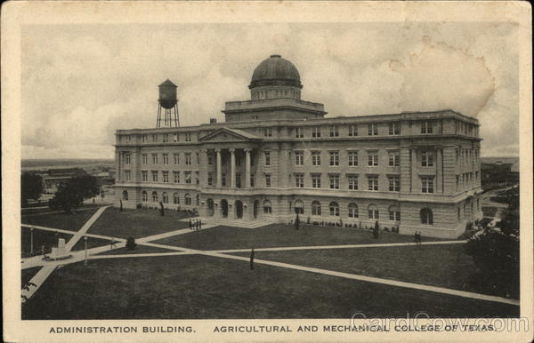 Agricultural and Mechanical College of Texas College Station