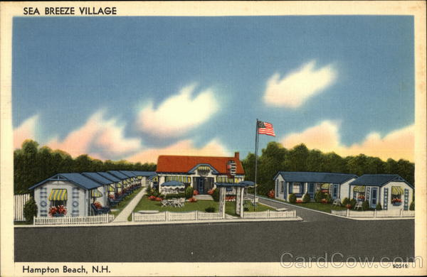 Sea Breeze Village Hampton Beach New Hampshire