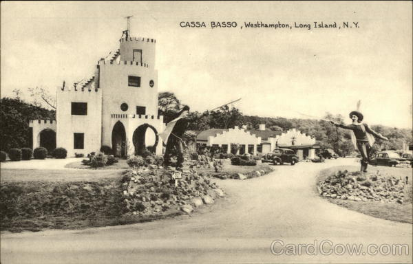 Cassa Basso, Long Island Westhampton New York