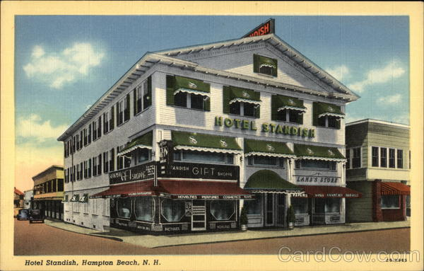Street View of Hotel Standish Hampton Beach New Hampshire