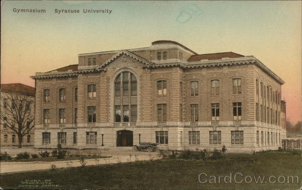 Gymnasium - Syracuse University New York