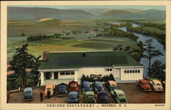 O'Briens' Restaurant - The Most Scenic Dining Room in America