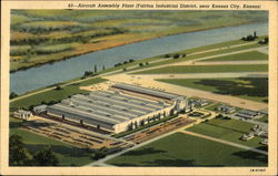 Aircraft Assembly Plant, Fairfax Industrial District