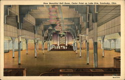 New Beautiful Ball Room, Cedar Point on Lake Erie
