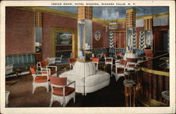 Hotel Niagara - Indian Room