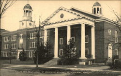Fuller and Colby Halls, St Johnsbury Academy
