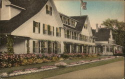 "The Ravine House, ""In the White Mountains"", a ""Treadway Inn"""