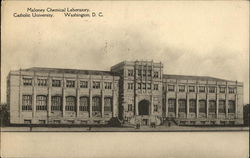 Catholic University - Maloney Chemical Laboratory