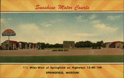 Sunshine Motor Courts