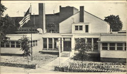 U.S.O. Club, 930 Willow St., Operated by Army & Navy Y.M.C.A.