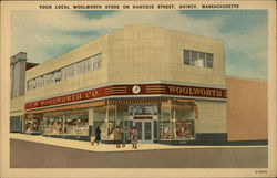 Your Local Woolworth Store on Hancock Street