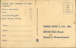 James Bliss & Co., Inc.