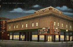 Palace Club Postcard