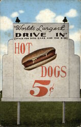 World's Largest Drive In