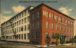 the Home of the Famous Hav-A-Tampa Cigar