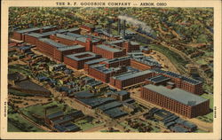 Aerial View of BF Goodrich Company