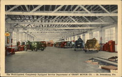 Grant Motor Co. - Service Department