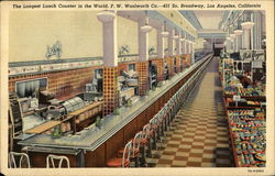 F. W. Woolworth Co. - Lunch Counter