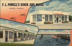 F. L. Powell's Diner and Motel