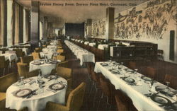 Terrace Plaza Hotel - Skyline Dining Room