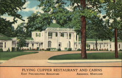 Flying Clipper Restaurant and Cabins