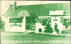 The Maple Sugar House