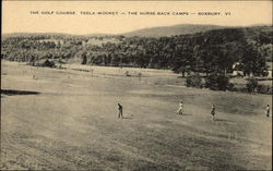 The Golf Course, Teela-Wooket - The Horseback Camp