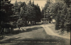 Middler Camp, Teela-Wooket - The Horseback Camp