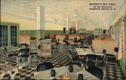 Munsey's Sea Grill, On the Boulevard