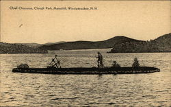 Chief Chocorua, Clough Park, Winnipesaukee