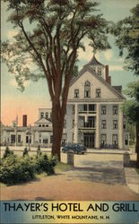 Thayer's Hotel and Grill