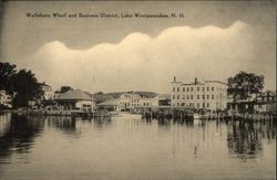 Wolfeboro Wharf and Business District