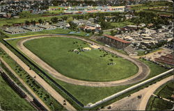 Aerial View of State Fair Grounds