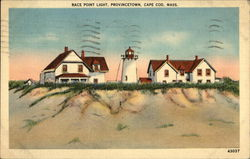 Race Point Light on Cape Cod