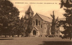 Ursinus College - Bomberger Hall