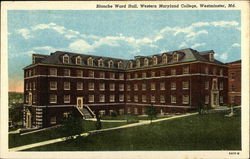 Blanche Ward Hall at Maryland College