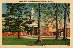 Southern Baptist Theological Seminary - Norton Hall