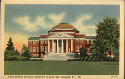 University of Louisville - Administration Building