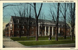 Girls' Dormitory, Albion College