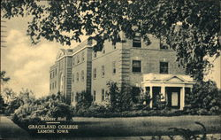 Walker Hall at Graceland College