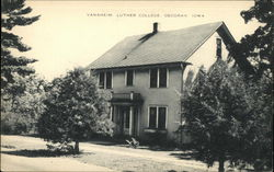 Vanaheim, Luther College Postcard