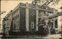 McElhaney Hall, State Teachers College