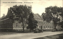 Forrest Hall at Middlebury College