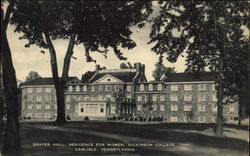Drayer Hall, Residence for Women, Dickinson College