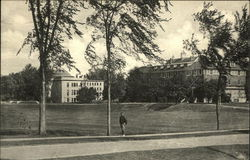 Carnegie Library - Ballentine Hall, Girl's Dormitory, University of Maine